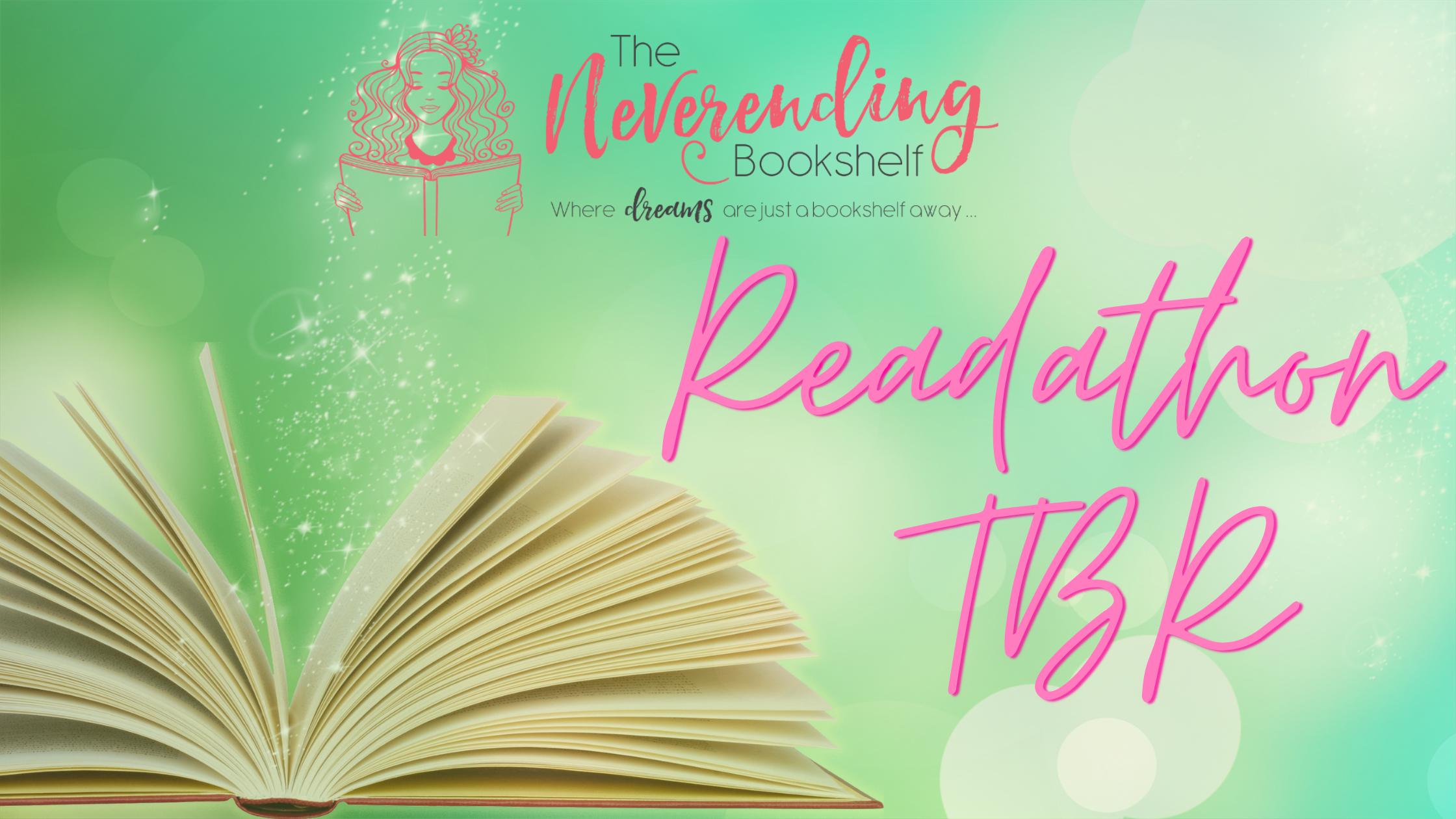 Readathon TBR Banner